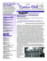 2003 June Newsletter Epsilon (University of North Carolina)