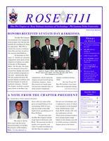 2010 Fall Newsletter Rho Phi (Rose-Hulman)