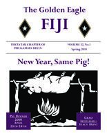 2010 Spring Newsletter Theta Tau (Tennessee Tech)