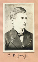 1877 - Caleb V. Jones, Jr. (DePauw University 1877)