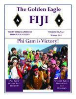 2011 Winter Newsletter Theta Tau (Tennessee Tech)