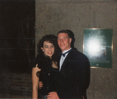 Joey Boyd (Memphis 1995) and Hanna Preston taken 1991.