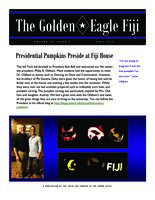 2012 Fall Newsletter Theta Tau (Tennessee Tech)