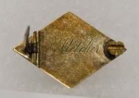 Naaman Fletcher (Jefferson College 1849) Founders' Badge