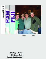 2012 January Newsletter Phi Kappa (Colorado State University)