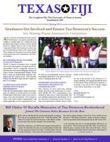 2012 Spring Newsletter Tau Deuteron (University of Texas)