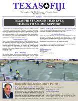 2013 Fall Newsletter Tau Deuteron (University of Texas)