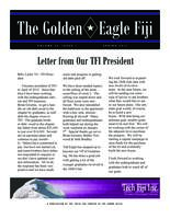 2013 Spring Newsletter Theta Tau (Tennessee Tech)