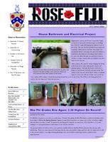 2013 Summer Newsletter Rho Phi (Rose-Hulman)
