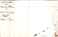 1873 (May 1) Report of the 1873 Time and Place Committee