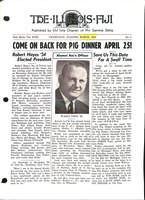 1953 March Newsletter Chi Iota (University of Illinois)