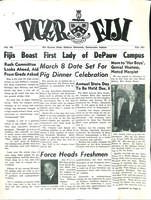 1957 Fall Newsletter Lambda (Depauw University)