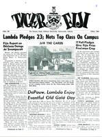 1958 Fall Newsletter Lambda (Depauw University)