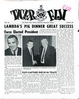 1960 Spring Newsletter Lambda (Depauw University)