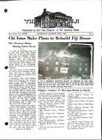 1964 July Newsletter Chi Iota (University of Illinois)