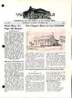 1964 November Newsletter Chi Iota (University of Illinois)
