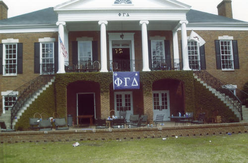 Theta Chapter's 150th Anniversary celebrated on March 5, 2005