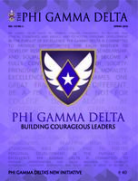 V137E2, The Phi Gamma Delta Magazine, Spring 2016 [Readable Version]