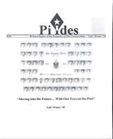 1998 Winter Newsletter Pi Iota (Worcester Polytechnic Institute)
