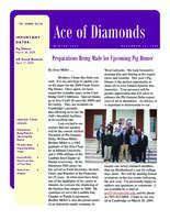 2008 Winter Newsletter Epsilon Iota (University of Evansville)