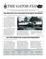 2009 December Newsletter Upsilon Phi (University of Florida)