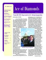 2009 Spring Newsletter Epsilon Iota (University of Evansville)