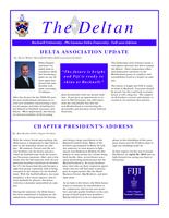 2010 Fall Newsletter Delta (Bucknell University)