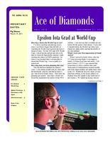 2010 Fall Newsletter Epsilon Iota (University of Evansville)
