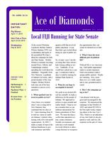 2010 Spring Newsletter Epsilon Iota (University of Evansville)