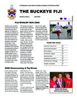 2010 Spring Newsletter Omicron Deuteron (Ohio State University)