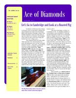 2011 Spring Newsletter Epsilon Iota (University of Evansville)
