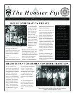 2011 Summer Newsletter Zeta (Indiana University)