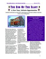 2012 January Newsletter Mu Upsilon (Miami University)