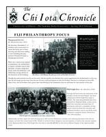 2012 Spring Newsletter Chi Iota (University of Illinois)