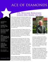 2013 Summer Newsletter Epsilon Iota (University of Evansville)