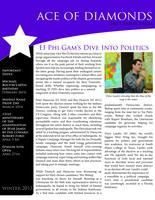2013 Winter Newsletter Epsilon Iota (University of Evansville)