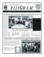 2014 Fall Newsletter Chi Upsilon (University of Chicago)