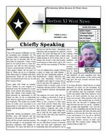 2013 December Newsletter for Section XI