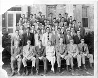 Washington & Lee Chapter 1946 Group Picture