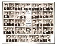 Westminster College College Composite for 1951