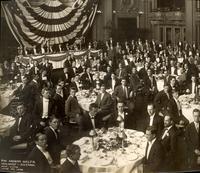 1908 New York Ekklesia Closing Banquet
