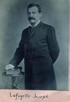1865 - Lafayette Joseph (DePauw University 1865)