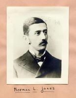 1880 - Norman L. Jones (DePauw University 1880)