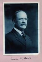 1873 - James K. Hawk (DePauw University 1873)
