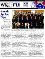 2010 October Newsletter Chi Eta (Western Kentucky University)