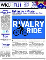 2011 October Newsletter Chi Eta (Western Kentucky University)
