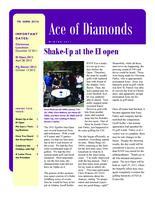 2011 Winter Newsletter Epsilon Iota (University of Evansville)