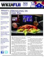 2012 Spring Newsletter Chi Eta (Western Kentucky University)