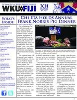 2013 May Newsletter Chi Eta (Western Kentucky University)