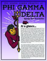 2017 Spring Newsletter Alpha Sigma (Arizona State University)